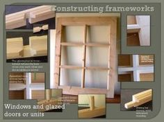 timber construction by Construction, Windows, Deviantart, Doors, Gallery, Furniture, Home Decor, Building, Decoration Home