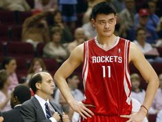 Jeff Van Gundy jokes about Yao Ming's partial deafness