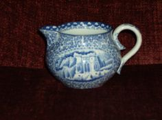 DON POTTERY 'VERMICELLI' CREAM JUG