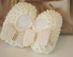 Sapatinhos e Sapatilhas de Bebe em Croche e Trico | lilybabyshop