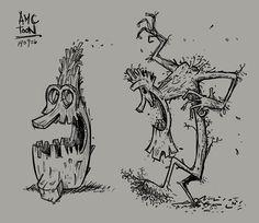 140926 #AMonsterCalls A Monster Calls - Patrick Ness - J.A. Bayona