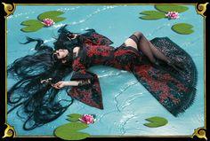 Yuuko Ichihara from xxxHOLiC Cosplay