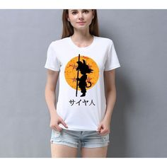 Son Goku Printing Tee 20162016, Men's Fashion Japan Anime Dragon Ball Z T-Shirt Super Saiyan shirt Hipster Hot Tops Men Clothing