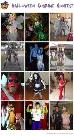 nice costumes