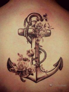 Resultado de imagem para anchor ribs tattoo