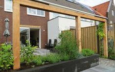 Garden Structures, Outdoor Structures, Backyard, Patio, New Builds, Porch, New Homes, Home And Garden, Building