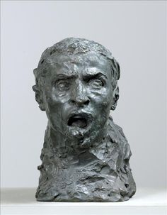 Sculpture Clay, Abstract Sculpture, Antoine Bourdelle, Le Cri, Camille Claudel, Old Art, Third Eye, Figurative, Les Oeuvres