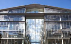BNP Banque Paribas, 1997, Paris, France, Ricardo Bofill Taller de Arquitectura