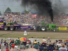 tractor pull bowling green - Google Search