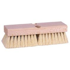 4 Tampico Head 10 Wood Handle HUB City Industries 27T Toilet Bowl Brush