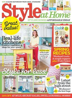 Style at Home - Spring 2015