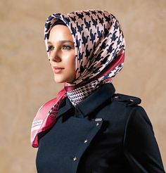 Armine Silk Hijab 3070 - Fall 2013 Winter 2014 - Ships from USA | Modefa USA - 10% off when you share on Facebook or Twitter! See site for details www.mymodefa.com