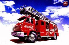 TRUCK, McCann Sao Paulo, Coca-cola, Print, Outdoor, Ads