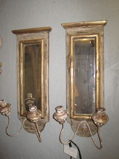 Pair French Sconces