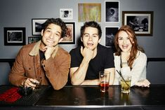 The golden trio of TW