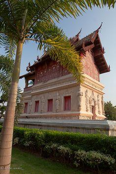 Chiang Mai Buddist Temple - Thailand