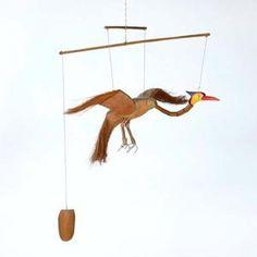 BIRD Mobile Flying Bird Mobile Free uk P&P