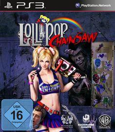 Lollipop Chainsaw (100% Uncut) - [PlayStation 3]: Amazon.de: Games