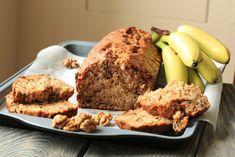 Κέικ με γιαούρτι και μπανάνα - The Mamagers.gr Bananas, Banana Madura, Gula, Banana Bread, Cooking, Desserts, Food, Slim, Cake Slices