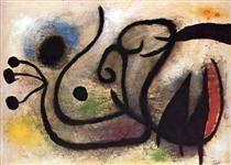 unknown title - Joan Miro
