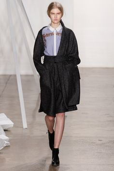 Suno Fall 2013 Ready-to-Wear Collection Photos - Vogue