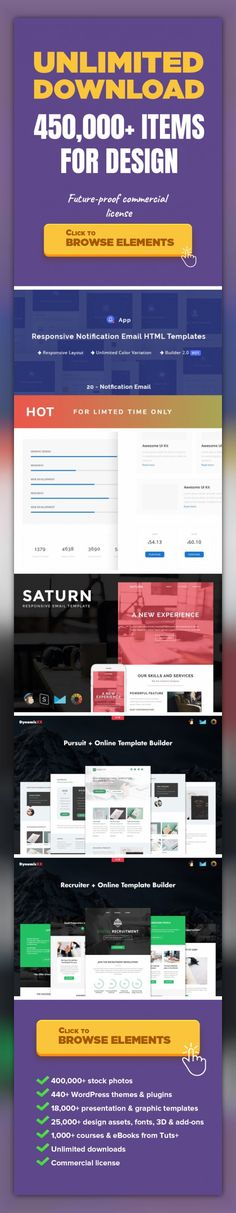 Corporate - Responsive Email + StampReady Builder Responsive email