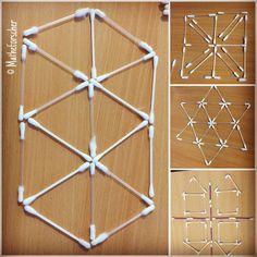 Mein Tipp zum Schulanfang: Wattestäbchen!!! Sie sind einfach genial zur Förderung der Feinmotorik. Aber auch vielfältige mathematische Aktivitäten werden durch sie angeregt: Muster legen, Formen und Figuren erkennen, Anzahlen schätzen und zählen, Türme bauen, Schlangen legen, mit den Stäbchen messen, ... Und sie sind extrem leise und super billig!!! Wenn ihr noch mehr Anregungen sucht, dann schaut einfach in meine Forscherkartei für kleine Matheforscher bei @lehrermarktplatz. Die gibt e...