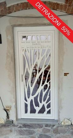 Unique Doors, Window Dressings, Frame, Ebay, Iron Doors, Houses, Spaces, Italia, Stones