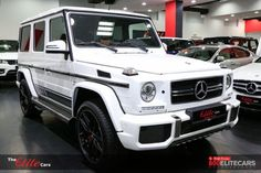 Awesome Mercedes 2017: MERCEDES G63 EDITION 463 2016 - The Elite Cars For pre-owned and used Cars in Dubai, the leading car dealership in Dubai for new and Pre-owned British & European cars such as Land Rover, BMW, Mercedes, Jaguar and Porsche Car24 - World Bayers Check more at...