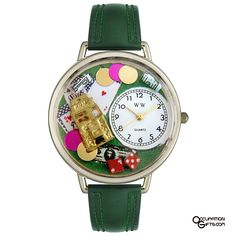 Gambling Watch- Personalized