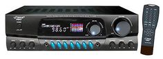 Stereo Receivers: New Pyle Pt260a 200 Watts Digital Am Fm Stereo Receiver -> BUY IT NOW ONLY: $101.99 on eBay!