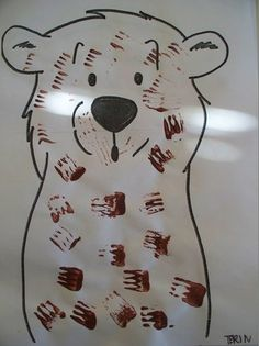Boucle d'or et les trois ours en arts visuels 3 Year Old Activities, Autism Activities, Toddler Activities, Bear Theme Preschool, Goldilocks And The Three Bears, Fun Arts And Crafts, Class Decoration, Children With Autism, Animal Crafts