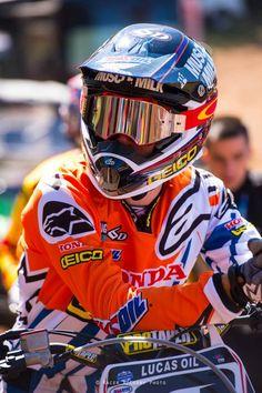 #ProTaper rider Eli Tomac at Washougal National 2014. #motocross #TuckerRocky