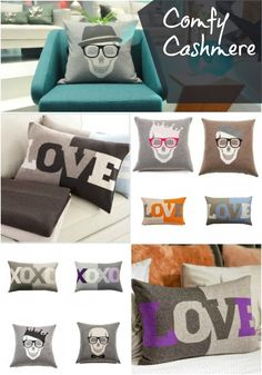 Friends So Long Bad Influence 8 x 8 Canvas Decorative Throw Pillow