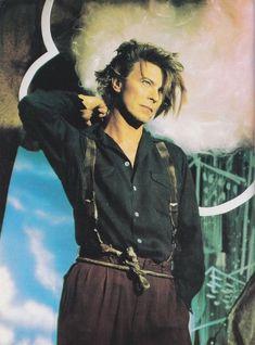 david bowie 1986 dieulois