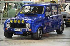 Renault Hillclimb & Rally