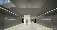 R STUDIO Underground Tube, Metro Subway, Studio, Room, Furniture, Home Decor, Metro Station, Parking Lot, Bedroom