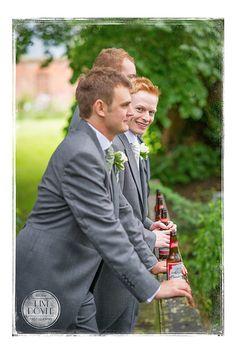 Elms Barn Wedding Venue - Suffolk Wedding Photographer - Tim Doyle Photography - Norwich, Norfolk - Groomsmen
