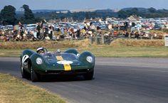 Jim Clark Lotus 30 Riverside Raceway 1964