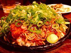 Japanese soul food!  Let's eat Hiroshima Okonomiyaki! 広島お好み焼きを食べましょう  Hiroki - Sangenjaya Restaurant  広喜 - 三軒茶屋店  #広島風お好み焼き #広喜屋 #三軒茶屋で #美味しいよ #hiroshimaokonomiyaki #hirokisangenjaya #delicious #japanesesoulfood (by shinpondering)
