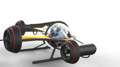 Espy - 360° ROV. The Espy is a remote operated vehicle (ROV) that is used to monitor marine environments through underwater observations. It...