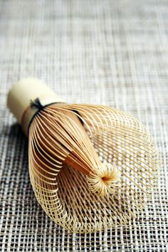 I have one, I love it! Use with Macha and other teas. (Japanese tea whisk)