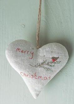 Sweet christmas pillow