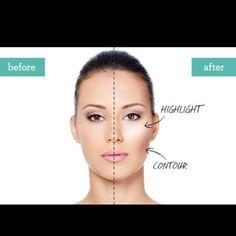 define cheekbones