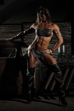 Gal Ferreira (Glauce Ferreira) - Brazilian Fitness Model