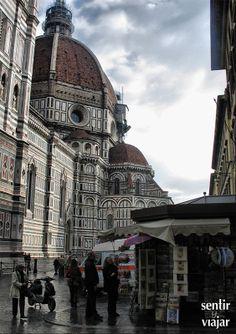 Basílica de Santa Maria del Fiore . #Florencia . #Italia . #viajes …