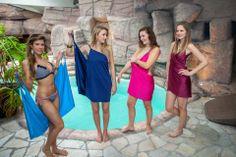 leuke,lichte, multifunctionele strandkleedjes van Eleadora om stijlvol en comfortabel naar het strand te gaan. Meer info op www.eleadora-gift-of-the-sun.be.