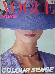 Vogue UK February 1979.