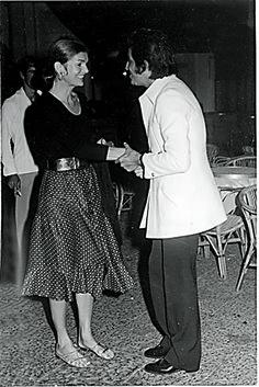 Jackie O with Valentino Jacqueline Kennedy Onassis - Features - Valentino Garavani Museum