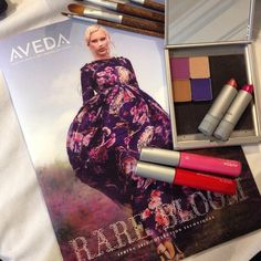 Aveda Spring / Summer 2015 | Rare Bloom Collection